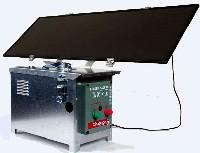 Elektryzator z panelem słonecznym